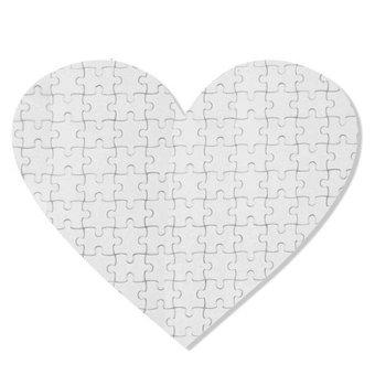 Lielā sirdsveida puzle