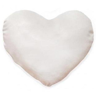 Dekoratīvs sirdsveida spilvens